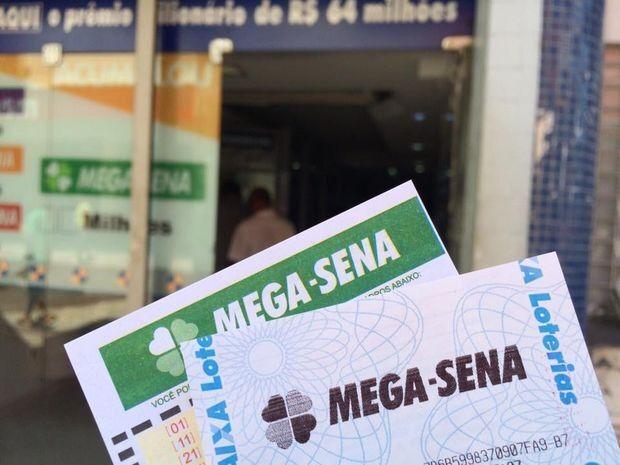 Já pensou? Mega-Sena sorteia R$ 80 milhões nesta terça de Carnaval