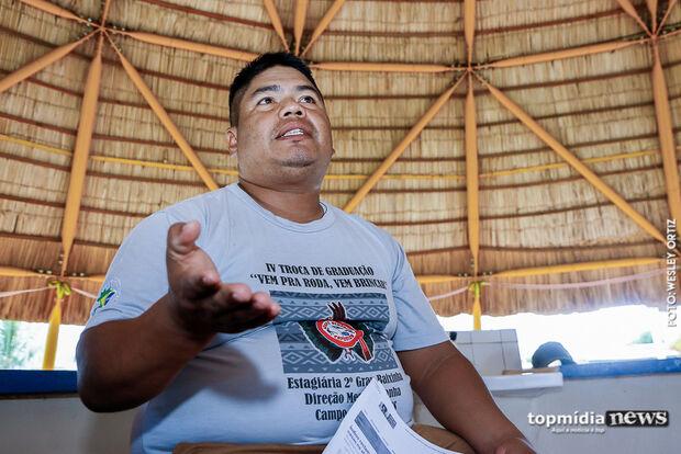 Cacique da aldeia Marçal de Souza diz que prefeitura suspendeu cobrança de IPTU