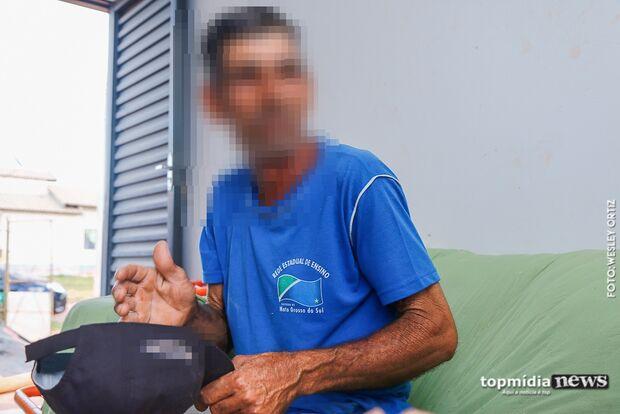 Carinho, amor e fé, assim pai e filha com HIV vivem em Campo Grande