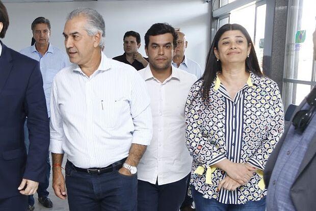 Já pensando nas eleições, Rose Modesto e Beto Pereira disputam voto a voto para chefiar PSDB