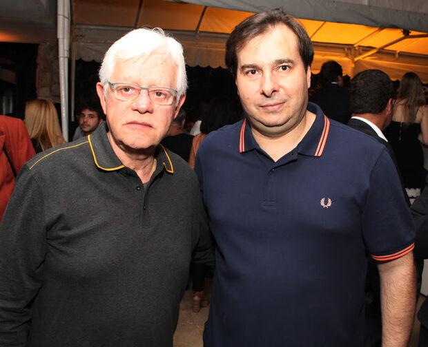 Sogro de Rodrigo Maia, Moreira Franco também é preso