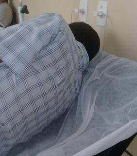 Marceneiro com crise de vesícula agoniza em UPA de Campo Grande por falta de vaga em hospital