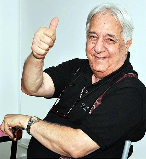 'Meu pai era um homem incrível e inteligente', descreve filha de Pedro Mattar, ex-diretor da TVE-MS