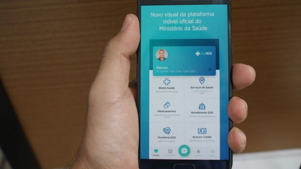 Pacientes de unidades de saúde podem agendar consultas e exames através de aplicativo gratuito