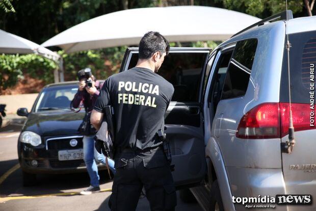 Operação Contaminatus cumpre mandados em Mato Grosso do Sul