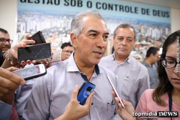Guedes promete que projeto de ajuda aos Estados fica pronto num mês, diz Reinaldo Azambuja
