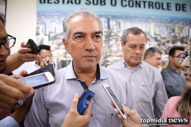 Tentando aplacar disputa no PSDB, Reinaldo diz que concorrentes têm que deixar 'vaidades de lado'