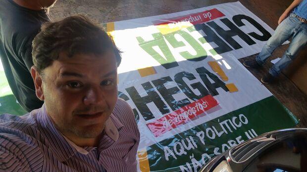 Na Lata: vereador ironiza ministros com referência ao PT e leva esporro da própria base eleitoral