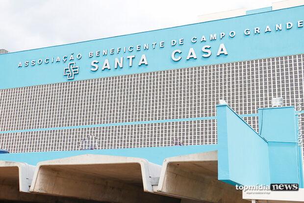 Motociclista internado após acidente morre na Santa Casa