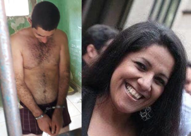 Professora é morta a pauladas pelo ex-marido que saiu da prisão por violência doméstica