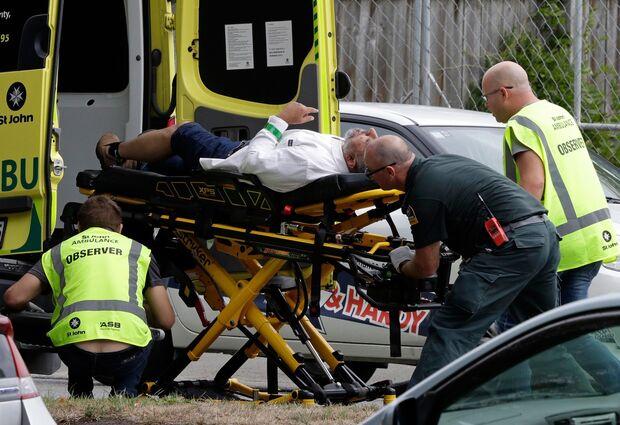 Ataques a duas mesquitas deixam mais de 40 de mortos na Nova Zelândia