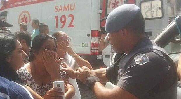 Sobe para dez o número de mortos no massacre em escola de Suzano