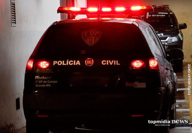 Após denúncia anônima, polícia prende traficante de drogas