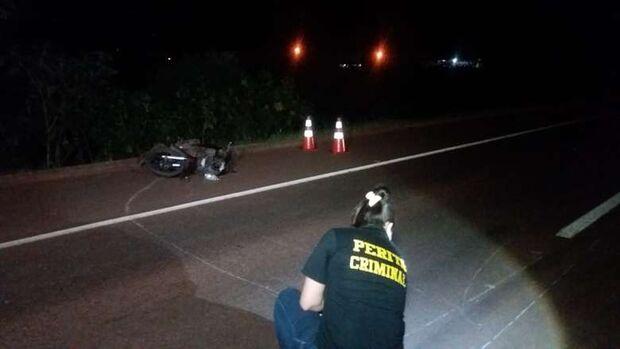 Cavalo no meio da pista causa morte de trabalhador em cidade do MS