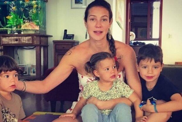 Luana Piovani fala sobre experiência com filhos: 'nada mais insuportável do que viajar com criança'