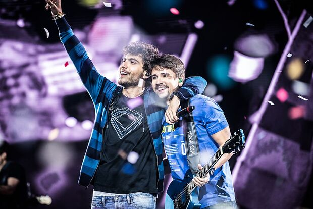 DVD de Bruninho e Davi terá entrada franca e promete oito participações surpresas