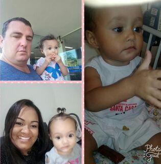 Mãe pede ajuda para tratamento de filha diagnosticada com doença rara em Campo Grande