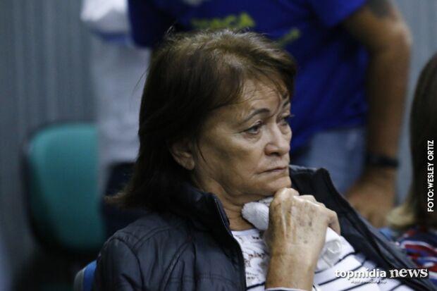 'O que sinto hoje não desejo para ninguém', diz mãe de Adriano durante julgamento de PRF
