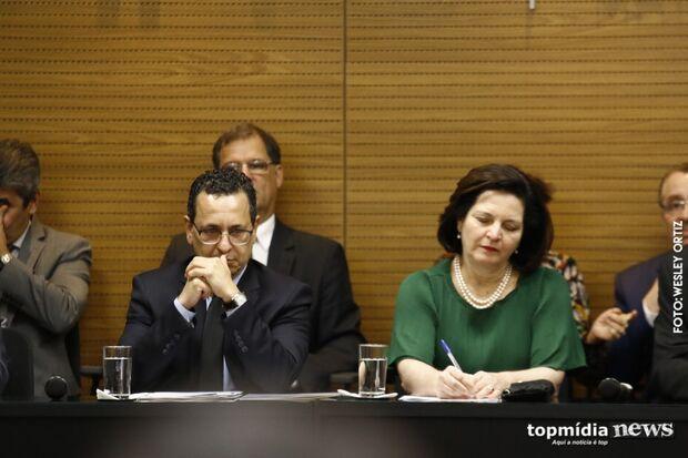 Paulo dos Passos é empossado Presidente do Conselho Nacional de Procuradores-Gerais do MP