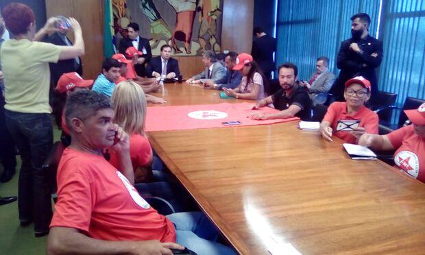 Moradores de assentamentos em MS vão à Câmara Federal pedir regularização de terras