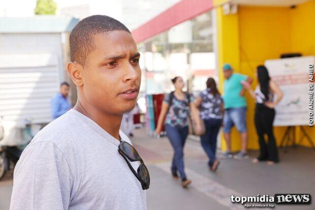Racismo: empresário é acusado de roubar óculos no centro de Campo Grande