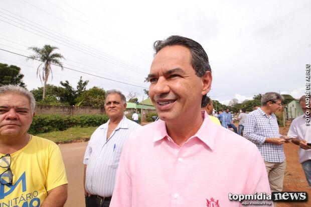 Prefeito vistoria obra de R$ 10,3  milhões no Jardim Anache: 'sonho dos moradores'