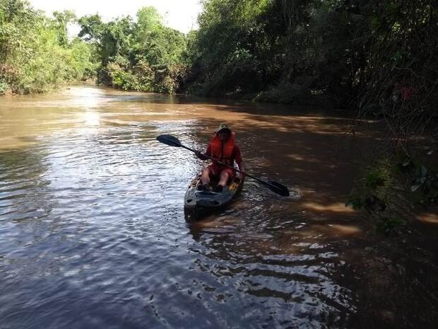 Bombeiros localizam corpo de criança de 11 anos que desapareceu em rio de MS