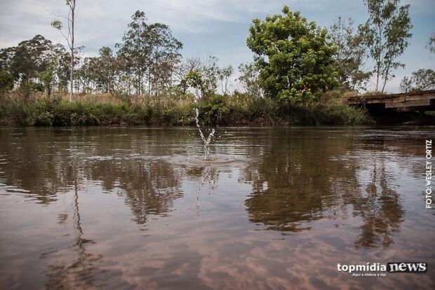 Após polêmica, Imasul afirma que todos os rios possuem água de 'boa qualidade'