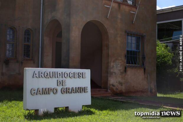 OPORTUNIDADE: Arquidiocese de Campo Grande oferece vaga para assistente de comunicação