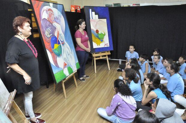 II Semana Literária foi realizada com um mix cultural, regado à música, dança, teatro e arte