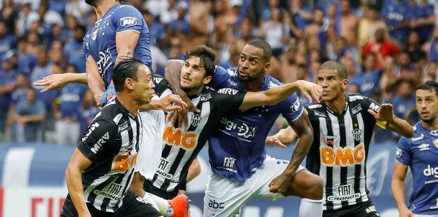 Atlético-MG e Cruzeiro decidem o título mineiro neste sábado