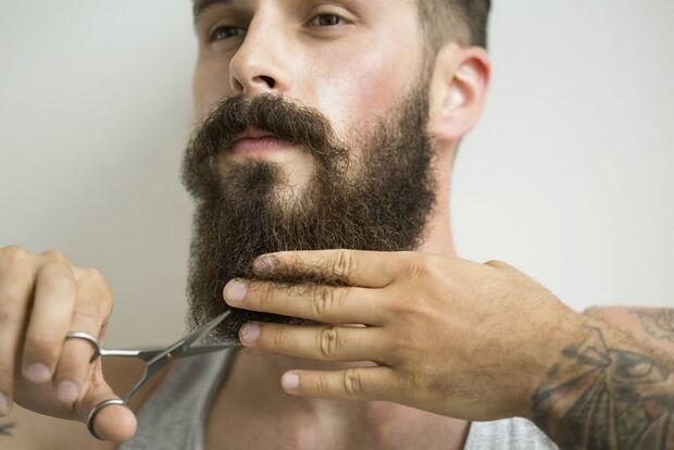 Homens com barba têm mais germes do que cachorros, diz estudo