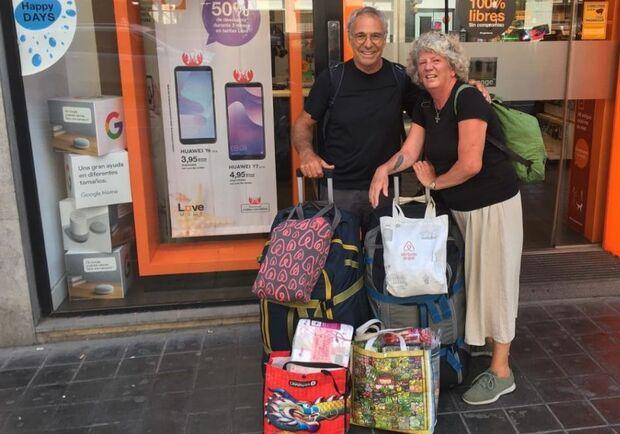 Casal de aposentados vende tudo e viaja para conhecer 83 países
