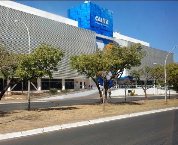 Unidade da Caixa é interditada em Brasília por surto de caxumba