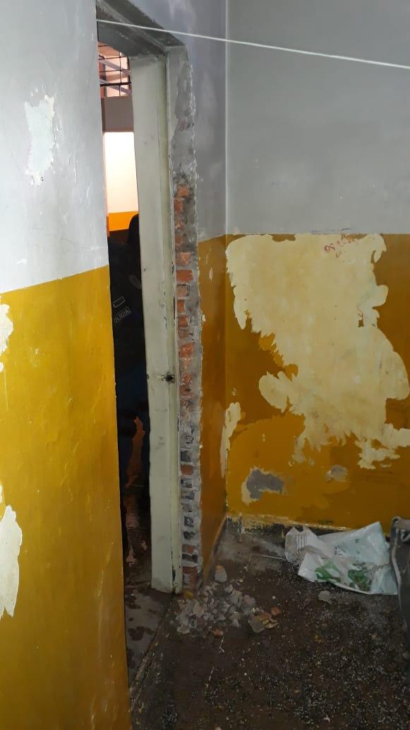 'Bravão': detento que quebrou cela de presídio  no interior é transferido para Campo Grande