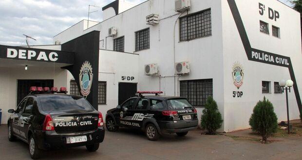 Confusão em posto do Trevo Imbirussu termina com agiota preso na Capital