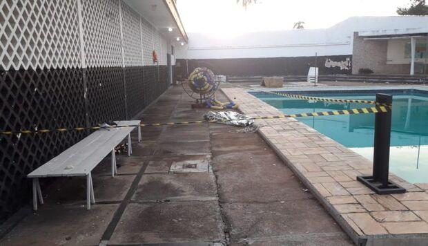 Após entrar em piscina durante festa, jovem de 25 anos morre afogado em MS