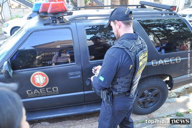 NEGÓCIO DE FAMÍLIA: Gaeco cumpre mandados de prisão em 4 cidades de MS