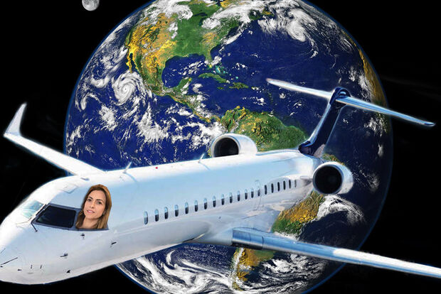 Estreante no Senado, Soraya já viajou 68 mil quilômetros de janeiro para cá