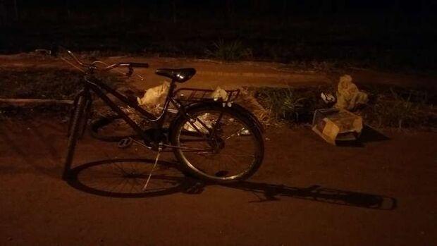 Ciclista é executado com quatro tiros nas costas em MS
