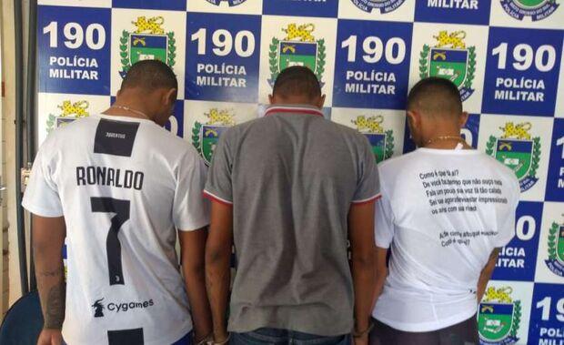 Justiça libera da cadeia trio acusado de estuprar estudantes