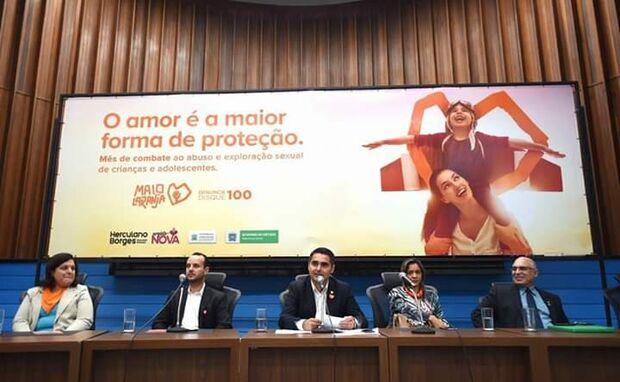 Com apoio de psicólogos e capelães, Maio Laranja ajuda no combate ao abuso sexual infantil