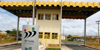 Com dois salários atrasados, vigilantes de terceirizada do Detran ameaçam parar em MS