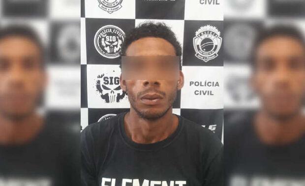 'De volta pra gaiola': foragido da Justiça é encontrado após 47 dias
