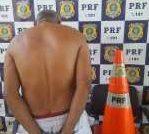 Homem bebe umas doses, furta cone da PRF e acaba 'na gaiola'
