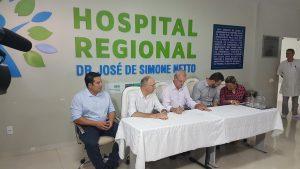 Ponta Porã: instituto assume gestão de hospital regional e governo espera melhoria no atendimento