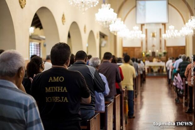SEXTA-FEIRA SANTA: confira a programação das Igrejas Católicas que relembram a morte de Jesus