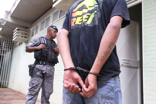 SEM FOLGA PRA BANDIDO: MS é o 3º no País em número de prisões