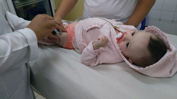 Vacinação contra a gripe segue em 68 unidades da Sesau nesta semana