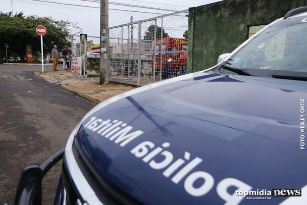 Grupo é preso após ameaçar família de sargento em Campo Grande